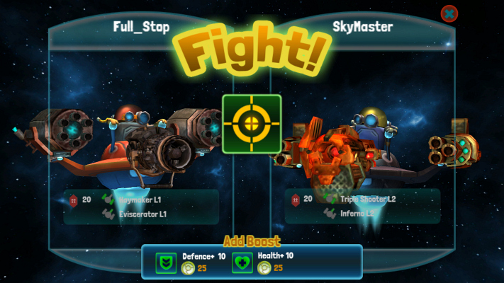 Galaxy Combat Wargames - achieves Gold status